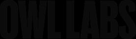 Owl Labs WordmarkHorizontal Black CMYK
